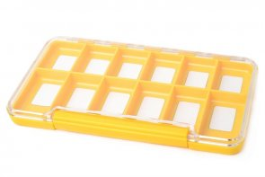 Fly-Dressing Yellow Box - 12M Compartments