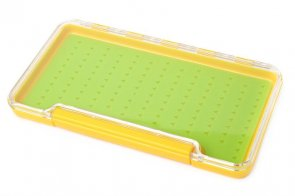 Fly-Dressing Yellow Box - Large Sili
