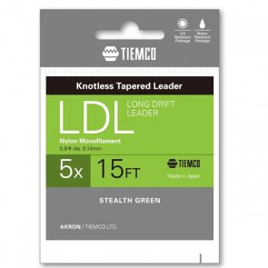 Tiemco Long Drift Leader 15ft