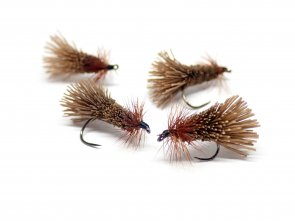 Goddard Caddis Light Brown