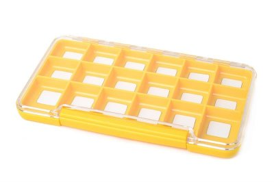 Fly-Dressing Yellow Box - 18M Compartments