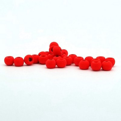 Firehole Stones Round - Screaming Red